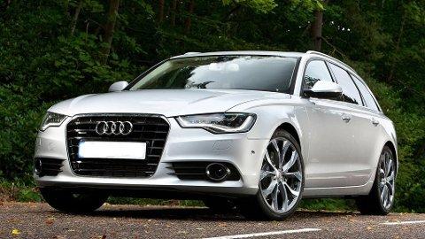 DRØMMEBIL: Nye Audi A6 Avant er en grom familiebil. Hvis du legger til quattro firehjulstrekk, automatgir og en råsterk 3-liters dieselmotor på 245 hk kvalifiserer den som drømmebil.