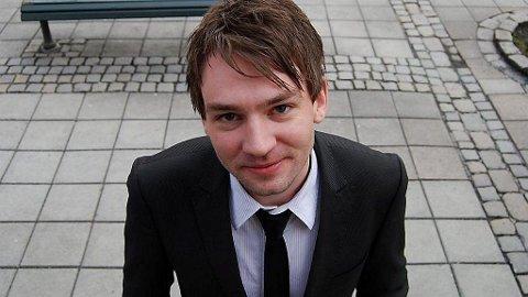 SKUFFET: Stortingsrepresentant Henrik Asheim (H) er skuffet over at kirken sier nei til homovigsler.