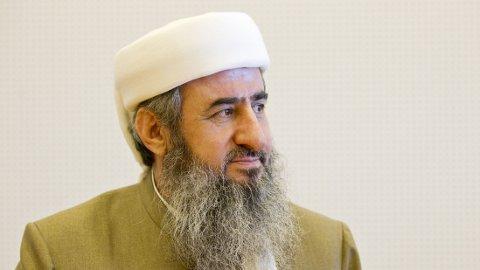 FRYKTER UTLEVERING: Najmuddin Faraj Ahmad, alias Mulla Krekar, vil vekk fra Norge etter at han er ferdig å sone.