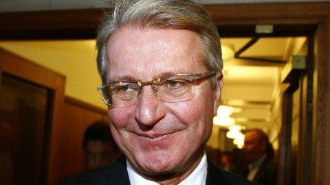 ÅPNER RÅDHUSET: Oslo-ordfører Fabian Stang (H) vil ikke ha diskriminering av homofile i sin by, og åpner rådhuset for homofile vielser.