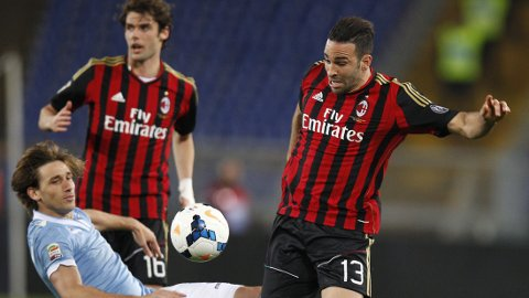 TIL MANCHESTER: Adil Rami kan være på vei til Manchester United.
