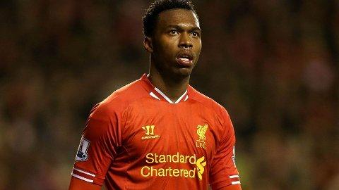TILBAKE: Liverpools Daniel Sturridge blir trolig klar til møtet med Chelsea.