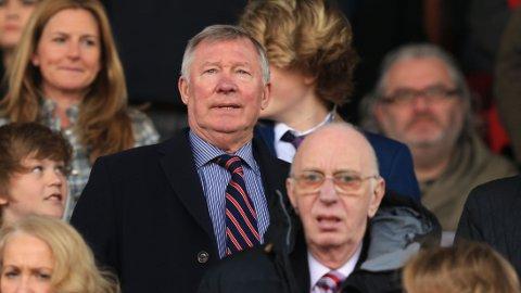 OPPRØRT: Sir Alex Ferguson likte dårlig at nyheten om at David Moyes ville miste jobben ble lekket til pressen.