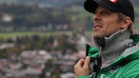 FORTSATT USIKKER: Alexander Stöckl har fortsatt ikke landslaget for neste sesong klart.