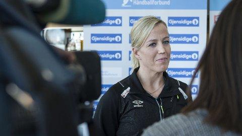 FULL AV SELVTILLIT: Heidi Løke.