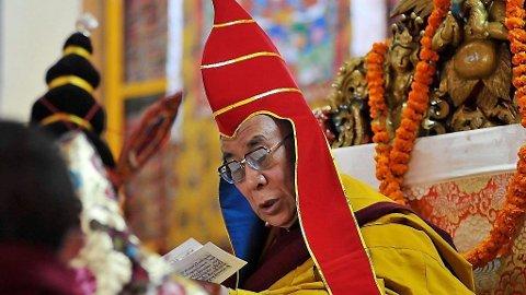 Dalai Lama kommer til Norge onsdag 7. mai, og ingen representanter for norske myndigheter vil møte fredsprisvinneren fra 1989 under besøket.