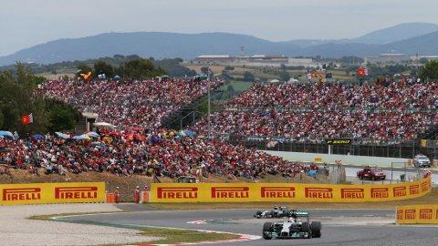 VANT: Lewis Hamilton tok over ledelsen i VM-sammendraget i Formel 1.