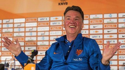 FRIDAG: Louis van Gaal har fra fra trenerjobben med Nederland onsdag. Det er derfor ventet at nederlenderen vil møte representanter fra Manchester United.