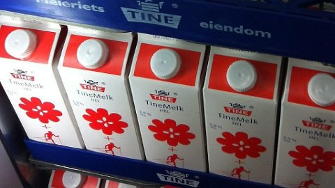 Melken i Norge kunne vært vesentlig billigere.