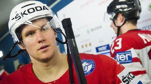 VIL UT IGJEN: Alexander Bonsaksen.