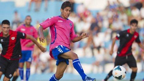 PÅ VEI TIL NEWCASTLE: Ayoze Perez skal være på vei til Newcastle fra Tenerife.