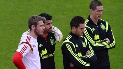 BEDRE ENN SIST? Fernando Torres hevder Spania har blitt et bedre lag siden VM-seieren i 2010.