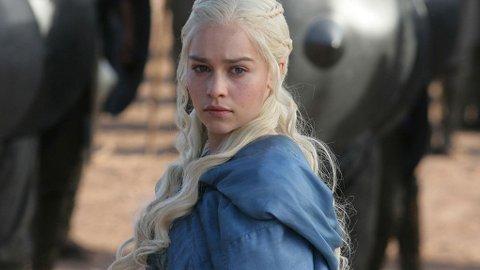 GAME OF THRONES: Alle vil ha flettefrisyrene til Daenerys Targaryen (Emilie Clarke).