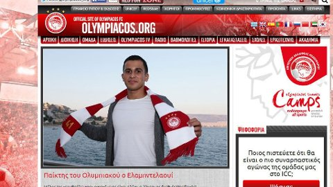 KLAR FOR CHAMPIONS LEAGUE: Omar Elabdellaoui.