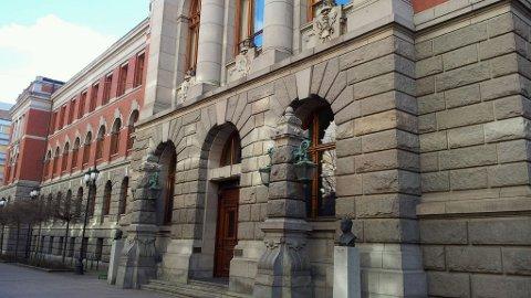 OPPHEVET: Høyesterett har opphevet utvisningsvedtaket mot mannen med henvisning til FNs flyktningkonvensjon.
