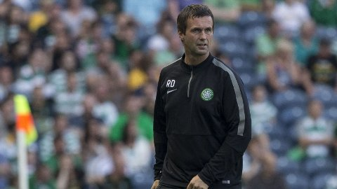 FØRSTE EKSAMEN: Ronny Deila og Celtic møter Henning Bergs Legia.