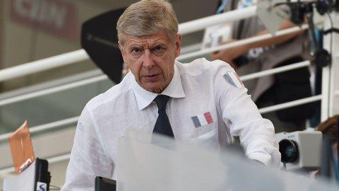 FLERE KJØP: Arsene Wenger er åpen for å hente enda flere spillere til Arsenal denne sommeren.