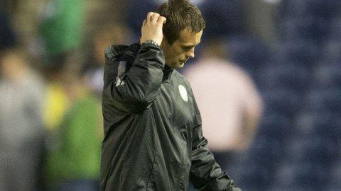 TUNG START: Ronny Deila hadde drømt om en enklere start på Celtic-tilværelsen.