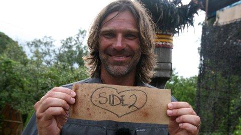 FRA TV3 TIL TV 2:«Robinsonekspedisjonen» og programleder Christer Falck bytter kanal.