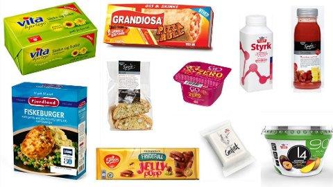 VARESLIPP: 15.september fylles butikkhyllene opp av nye mat- og drikkeprodukter.
