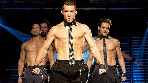 Magic Mike fikk mye oppmerksomhet da den dukket opp på kinolerretet i 2012. Nå hinter Channing Tatum om at du kan få se showet live i Las Vegas.