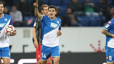 GOD: Tarik Elyounoussi har storspilt i Bundesligaen så langt denne sesongen.