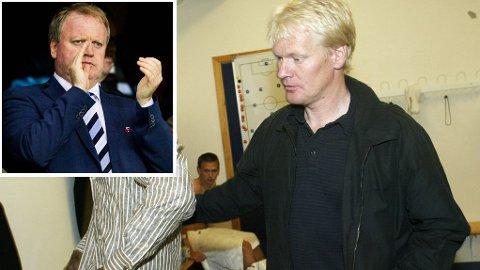MOTTOK PENGER: Trond Fylling sier han mottok penger i forbindelse med overgangen til Piotr Leciejewski.