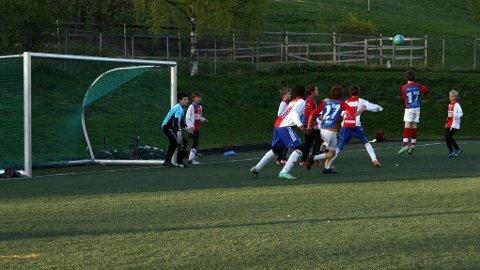 MANGFOLD: Årvoll Fotball er et god eksempel på hvordan en fotballklubb lar alle slippe til.