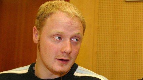 HAR SONET FERDIG: Ole Nicolai Kvisler ble i 2001 dømt for det rasistisk motiverte drapet på 15 år gamle Benjamin Hermansen. Han slapp ut av fengselet i fjor.