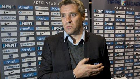 TOMT TRENINGSFELT: Men Tor Ole Skullerud bryr seg ikke om at han mistet spillere til landslagspause rett før cupfinalen.