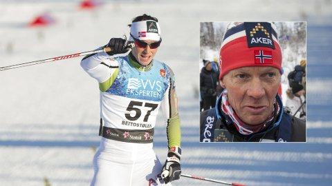 FIKK BESKJED: Marit Bjørgen måtte få tidlige tilbakemeldinger av trenerne.