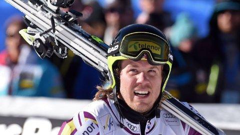 IMPONERER: Kjetil Jansrud er i knallform for tiden.