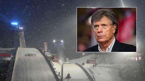 REAGERER: Østerrikes skipresident synes reglene i hoppsporten begynner å bli for kompliserte.