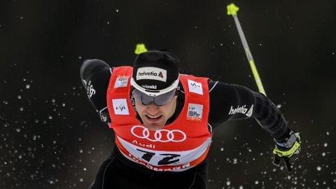 Dario Cologna viste superform på første dag av Tour de Ski.