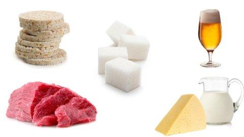 NEIMAT? Kan disse matvarene være årsaken til at du sliter med dårlig hud?