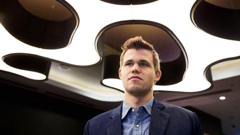 Verdensmester Magnus Carlsen tok sin sjette seier i storturneringen i Nederland tirsdag.