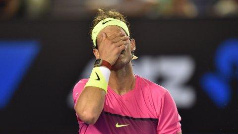 Råsterk: Rafael Nadal. FOTO: NTB scanpix