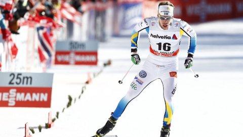 SPØKER: Emil Jönsson spøkte med VM-formen på Instagram.