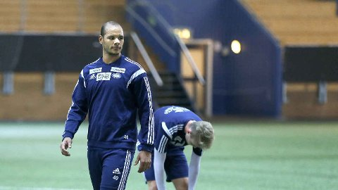 KLAR: Daniel Omoya Braaten har signert for Vålerenga.