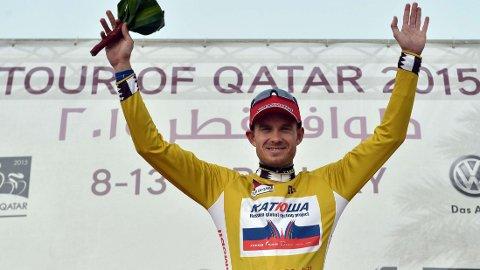 Alexander Kristoff fortsette å imponere på sykkelsetet. I Qatar rundt har han åpnet sesongen på beste tenkelig måte med to etappeseire på fire forsøk.