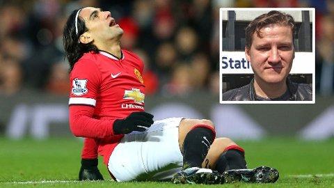 SPORSDIREKTØR? Tor-Kristian Karlsen mener Manchester United ville gjort bedre kjøp med en kompetent sportssjef. I fjor hentet klubbern spillere som Radamel Falcao.