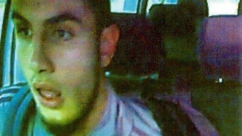 GJERNINGSMANNEN: 22 år gamle Omar Abdel Hamid El-Hussein er mannen som drepte to sivile og såret fem politifolk før han selv ble drept.