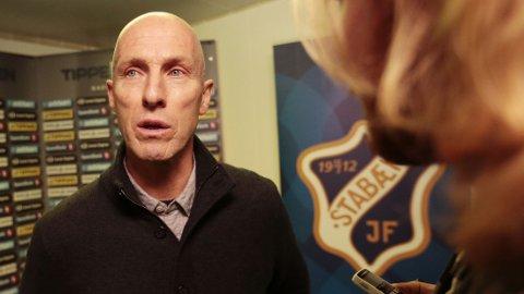IKKE KONTAKTET: Stabæks sportslige leder, Inge André Olsen, benekter at Aston Villa har forhørt seg med dem om Bob Bradley.