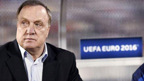 TIL SUNDERLAND? Dick Nicolaas Advocaat kobles til den ledige managerjobben i Sunderland.