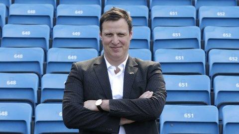DEN NYE PRESIDENTEN? Tom Tvedt er innstilt som ny idrettspresident etter Børre Rognlien.
