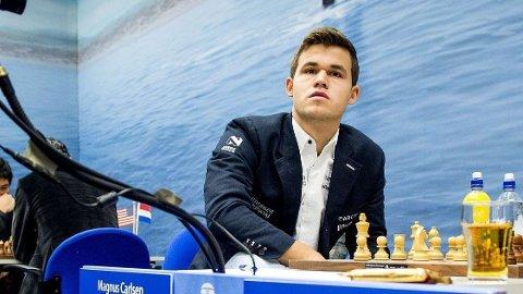 VANT: Magnus Carlsen