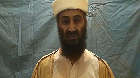 BLE DREPT I PAKISTAN: Osama bin Laden, lederen for terrornettverket al-Qaida, ble drept av soldater fra amerikanske Navy SEAL under Operasjon Geronimo i Pakistan 2. mai 2011. Det var USAs president Barack Obama som kunngjorde at bin Laden var drept.