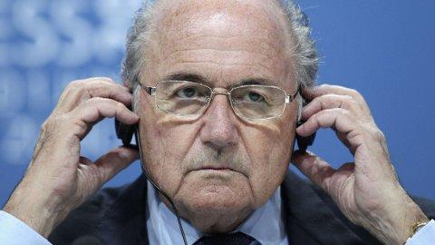 UNDER PRESS: Fredagens presidentvalg i FIFA kan bli utsatt om UEFA får det som de vil.