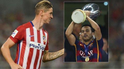 HAR ALT SOM TRENGS: Fernando Torres vet alt om hva som er godt nok og ikke godt nok for Premier League. Han mener landsmannen står for førstnevnte. FOTO: montasje Getty