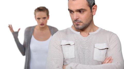 SULTEN SOM ET MONSTER? Noen er hangry personer, og det går ut over de vi slapper mest av med - som familie og kjæreste.